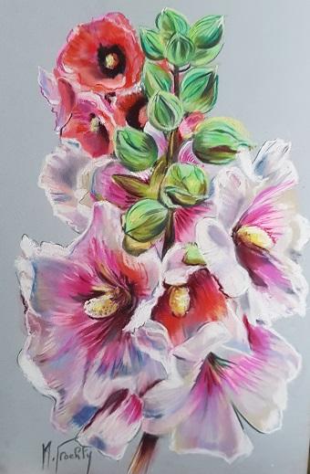rose tremiere pastel 25×30.jpg1