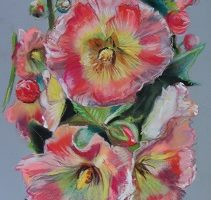 rose tremiere pastel 25x30.jpg2